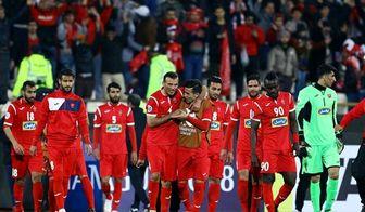 ترکیب احتمالی پرسپولیس مقابل استقلال خوزستان