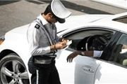 برخورد جدی پلیس با تخلفات بزرگراهی