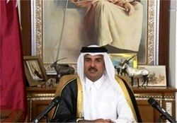 حمایت امیر قطر از رئیس جمهور سودان