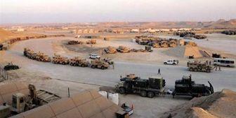حرکات مشکوک آمریکا در پایگاه عینالاسد عراق