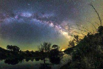 بهترین تصاویر آسمان شب ۲۰۱۳