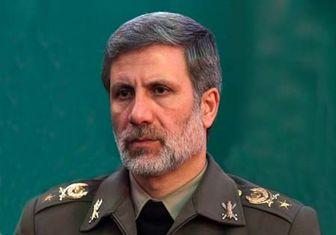 اظهارات وزیر دفاع درباره حمایت ایران از یمن