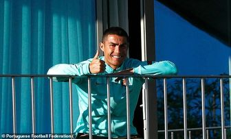 رونالدو میخواهد به بازی با مسی برسد