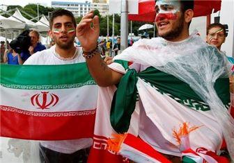 حضور پرشور تماشاگران ایرانی در سیدنی