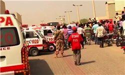تعداد قربانیان حمله به اتوبوس در کراچی به ۴۳ نفر رسید