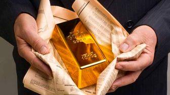 قیمت جهانی طلا در 4 شهریور 99