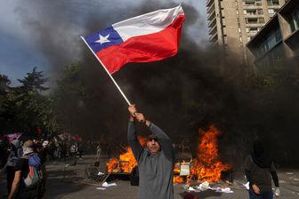 اعتراضات دانشجویان در شیلی به امید تغییر ادامه دارد