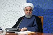 روحانی: آمریکا به تعهدات برگردد و خجالت نکشد
