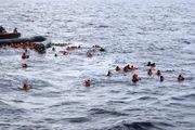 جان باختن حداقل 100 پناهجو در مدیترانه