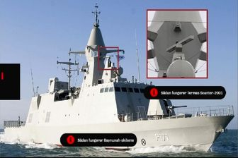دانمارک از سال ۲۰۱۸ تاکنون به امارات سلاح صادر می کند