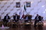 ورود وزیر دادگستری عراق و هیات همراه به تهران