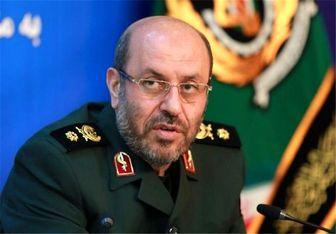 سردار دهقان: هدف آمریکا در منطقه تامین امنیت اسرائیل است