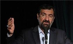 محسن رضایی: ایران نیاز به شعار ندارد