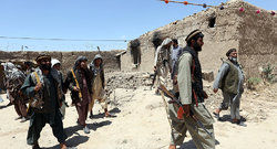 درگیری طالبان در ولایت «ارزگان» افغانستان