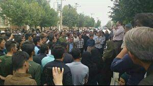 فرمانداری، مرکز بهداشت و دفتر امام جمعه لردگان دچار آسیب شدند