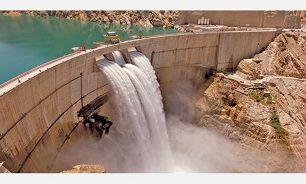 رکورد ورودی آب به سد کرخه شکست