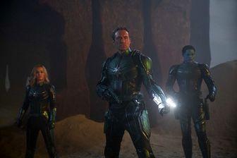جدیدترین خبرها از فیلم ابرقهرمانی «کاپیتان مارول»/ عکس
