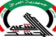 قدردانی شیوخ و افراد سرشناس «الانبار» عراق از الحشد الشعبی
