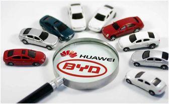 هوآوی وارد بازار خودرو میشود؛ امضای قرارداد همکاری بین هوآوی و BYD