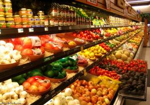 رونق بازار مواد غذایی با ورود برندهای اروپایی