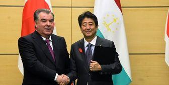 افزایش همکاری های تاجیکستان با ژاپن