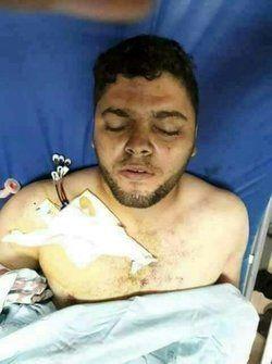 پسر هنیه در غزه مجروح شد