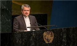 اظهارات سفیر ایران در سازمان ملل درباره برجام