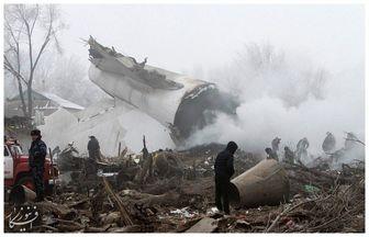 سقوط مرگبار هواپیمای نظامی در الجزائر