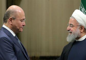 بازتاب سفر روحانی به عراق در رسانههای بینالمللی