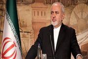 ظریف: ترامپ به صرف دیدار با ایران علاقمند است، نه محتوای دیدار