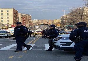 تیراندازیهای پیاپی به افسران پلیس نیویورک