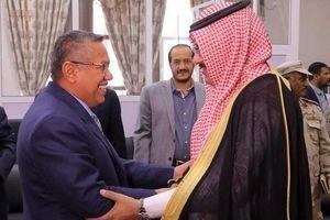 سفیر عربستان در یمن به عدن سفر کرد