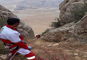 گرفتار شدن هفت زن کوهنورد در ارتفاعات زرقان