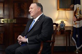سفر پمپئو به «نورسلطان» و دیدار با وزیر خارجه قزاقستان
