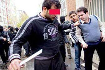 دستگیری اعضای اصلی سارقان زورگیر