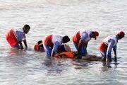 اعلام جزئیات غرق شدن ۷ کوهنورد در آبشار تنگ تامرادی بویراحمد