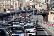 آخرین وضعیت ترافیکی معابر بزرگراهی تهران