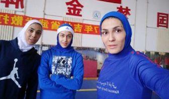خواهران منصوریان لژیونر شدند