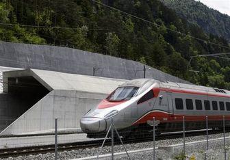 افتتاح طولانیترین و عمیقترین تونل قطار جهان در سوئیس