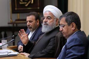 دستور روحانی به همتی برای تامین ارز واردات ماسک