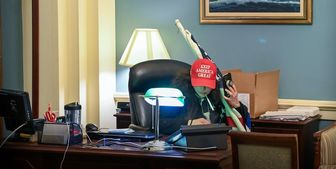سرقت اطلاعات حساس امنیت ملی آمریکا در حمله به کنگره