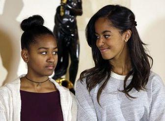 جنجال در آمریکا پس از افشای نام واقعی دختر اوباما