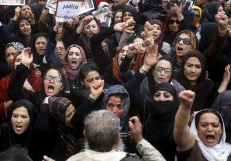 اعتراضات بیسابقه زنان افغان در قلمرو طالبان