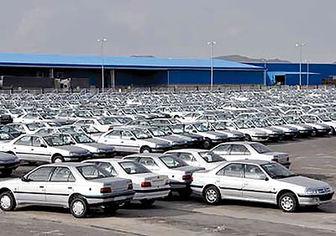 وضعیت بازار خودرو در نیمه دوم 95