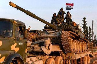 حمله تروریستهای مورد حمایت ترکیه به شمال لاذقیه