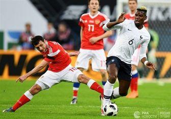 واکنش رسمی فیفا به رفتارهای نژادپرستانه در بازی روسیه - فرانسه