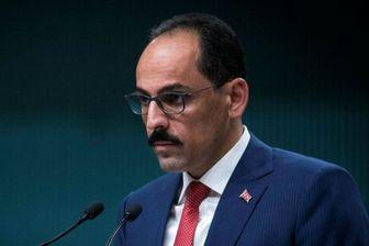 ترکیه تحمل حضور نیروهای نظامی کردهای سوریه را ندارد