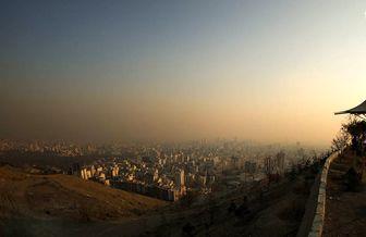 افزایش روزهای ناسالم در پایتخت