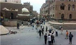انفجار خودروی بمبگذاری شده مقابل یک مسجد در «صنعا»