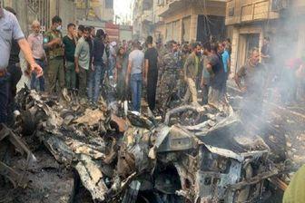 ۵ کشته و ۱۲ زخمی در انفجار خودرو بمبگذاری شده در عفرین